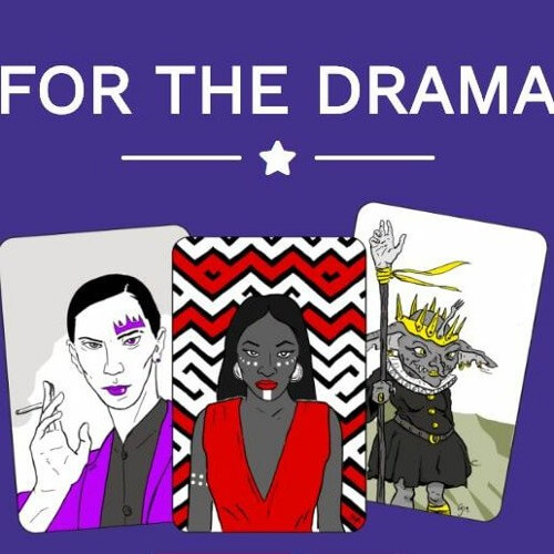 "Image d'illustratino de la plateforme ""For The Drama"""